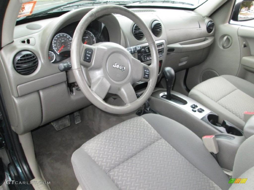 2005 Jeep Liberty Renegade 4x4 Interior Photos Gtcarlot Com