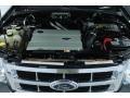 2008 Black Pearl Slate Metallic Ford Escape Hybrid 4WD  photo #19