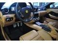 2008 Ferrari 599 GTB Fiorano Beige Interior Interior Photo