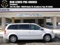 Stone White 2010 Chrysler Town & Country Touring