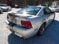 2001 Silver Metallic Ford Mustang GT Coupe  photo #5