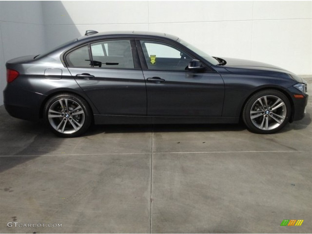 mineral grey metallic 2014 bmw 3 series 328i sedan exterior photo 91116329. Black Bedroom Furniture Sets. Home Design Ideas