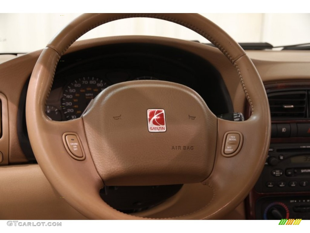 2002 Saturn L Series L300 Sedan Steering Wheel Photos