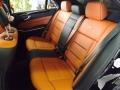 designo Amaretto 2014 Mercedes-Benz E Interiors
