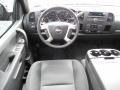 2013 Black Chevrolet Silverado 1500 LT Extended Cab  photo #6