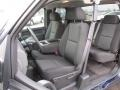 2011 Imperial Blue Metallic Chevrolet Silverado 1500 LS Extended Cab 4x4  photo #17