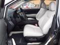 Light Gray/Ebony Birds Eye Maple Front Seat Photo for 2013 Lexus RX #91139505