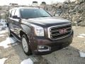 Front 3/4 View of 2015 Yukon SLT 4WD
