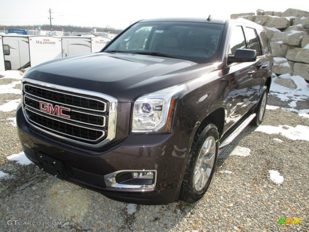 midnight amethyst metallic 2015 gmc yukon slt 4wd exterior photo 91143366. Black Bedroom Furniture Sets. Home Design Ideas