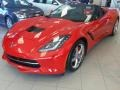 Torch Red 2014 Chevrolet Corvette Stingray Convertible