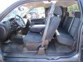 2012 Blue Granite Metallic Chevrolet Silverado 1500 LT Extended Cab  photo #13