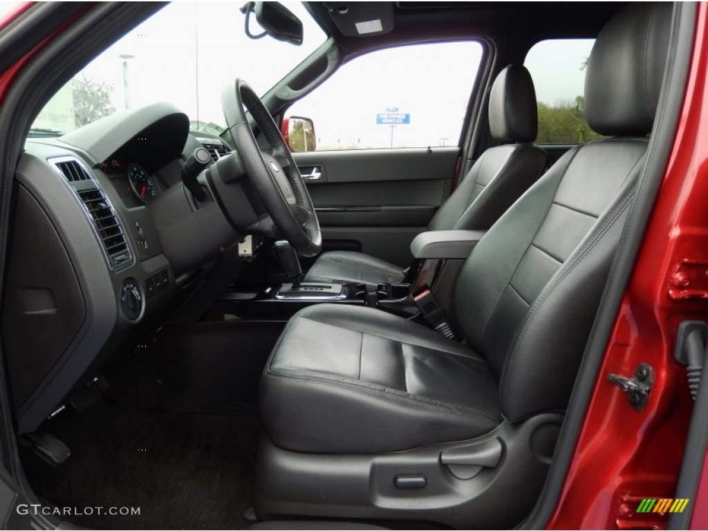 2012 ford escape limited v6 interior color photos. Black Bedroom Furniture Sets. Home Design Ideas