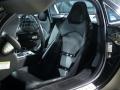 2006 SLR McLaren Black Interior