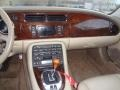 2005 Jaguar XK Cashmere Interior Dashboard Photo