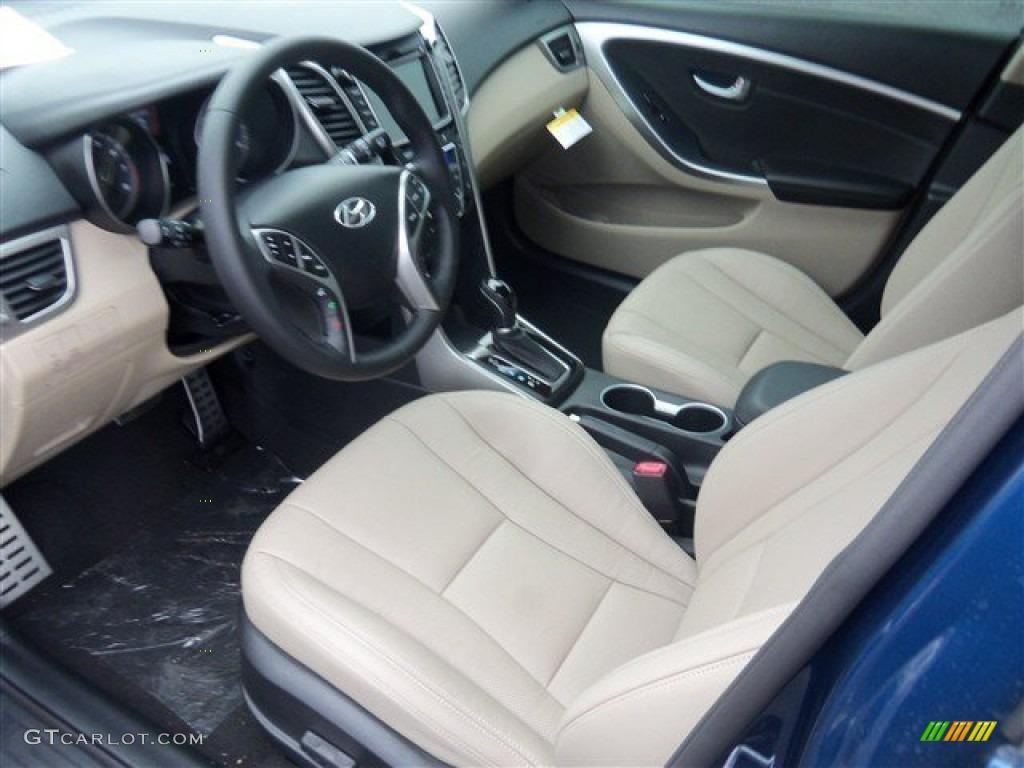 2014 Hyundai Elantra Gt Interior Color Photos