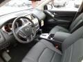 Black Interior Photo for 2014 Nissan Murano #91208683