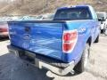 Blue Flame - F150 XLT Regular Cab 4x4 Photo No. 2