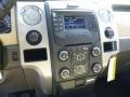 Controls of 2014 F150 XLT Regular Cab 4x4
