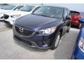 2014 Stormy Blue Mica Mazda CX-5 Sport #91214485