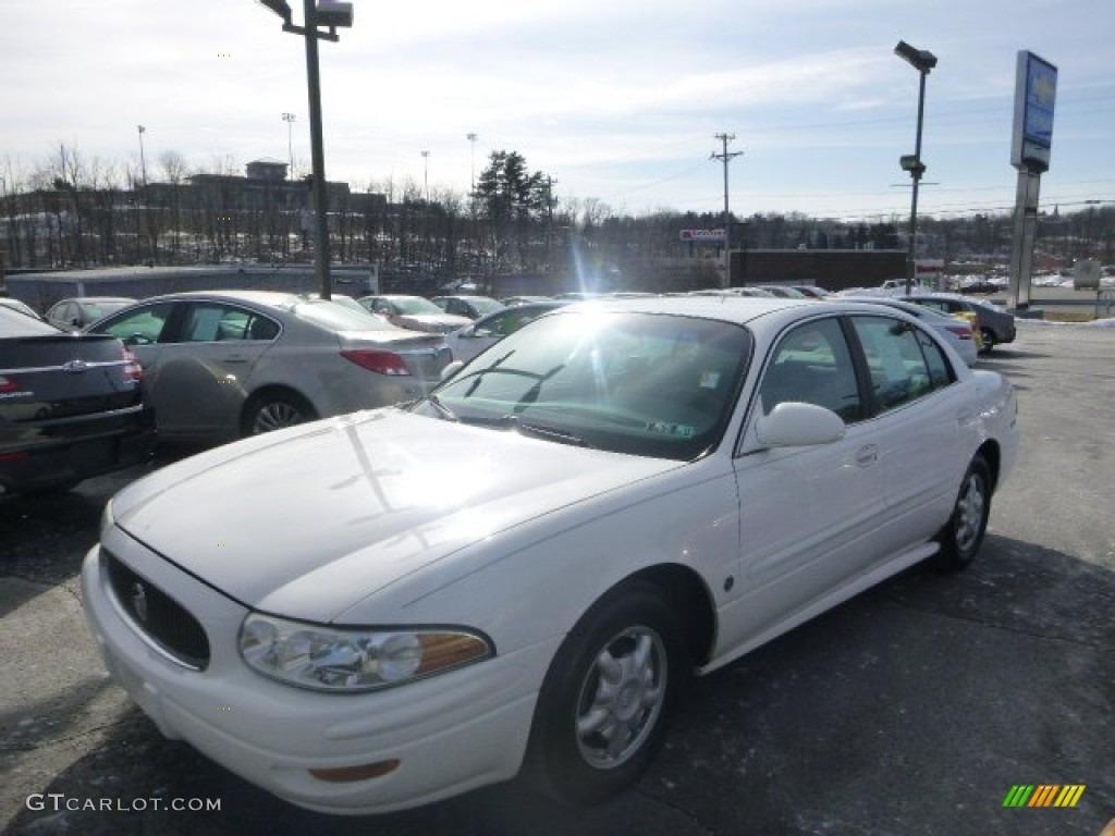 2001 white buick lesabre custom 91214205 gtcarlot com car color galleries gtcarlot com