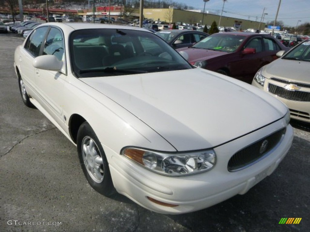 white 2001 buick lesabre custom exterior photo 91236265. Black Bedroom Furniture Sets. Home Design Ideas