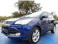 2013 Deep Impact Blue Metallic Ford Escape SEL 2.0L EcoBoost #91214080
