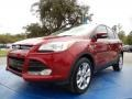 Ruby Red Metallic 2013 Ford Escape SEL 2.0L EcoBoost