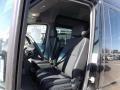 Front Seat of 2014 Sprinter 2500 High Roof Crew Van