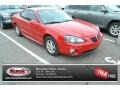 Crimson Red 2008 Pontiac Grand Prix Sedan