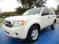 White Suede 2012 Ford Escape XLS