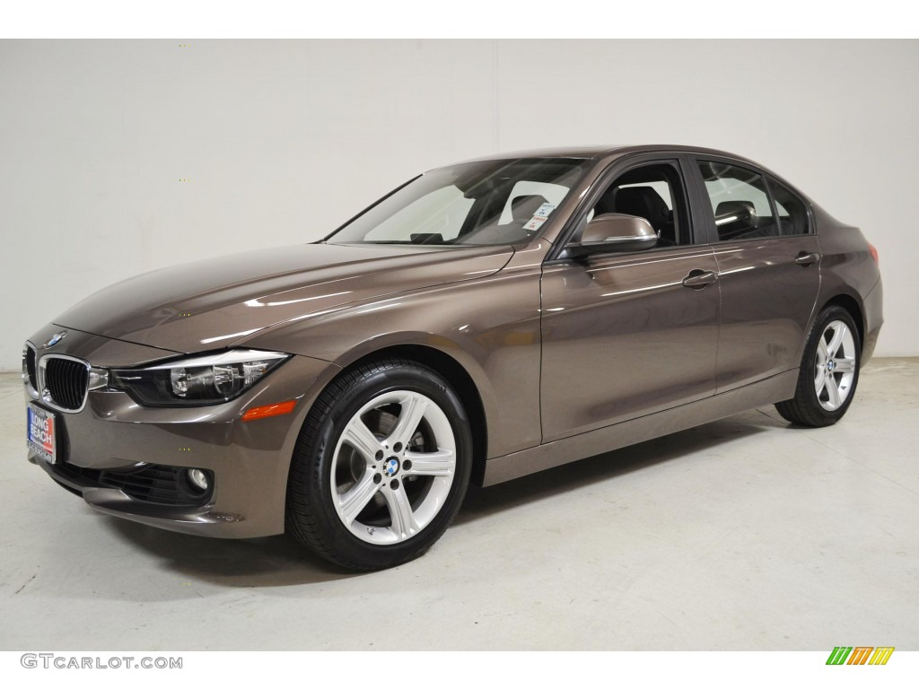 2013 Mojave Brown Metallic Bmw 3 Series 328i Sedan