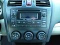 2014 Subaru Impreza Ivory Interior Controls Photo