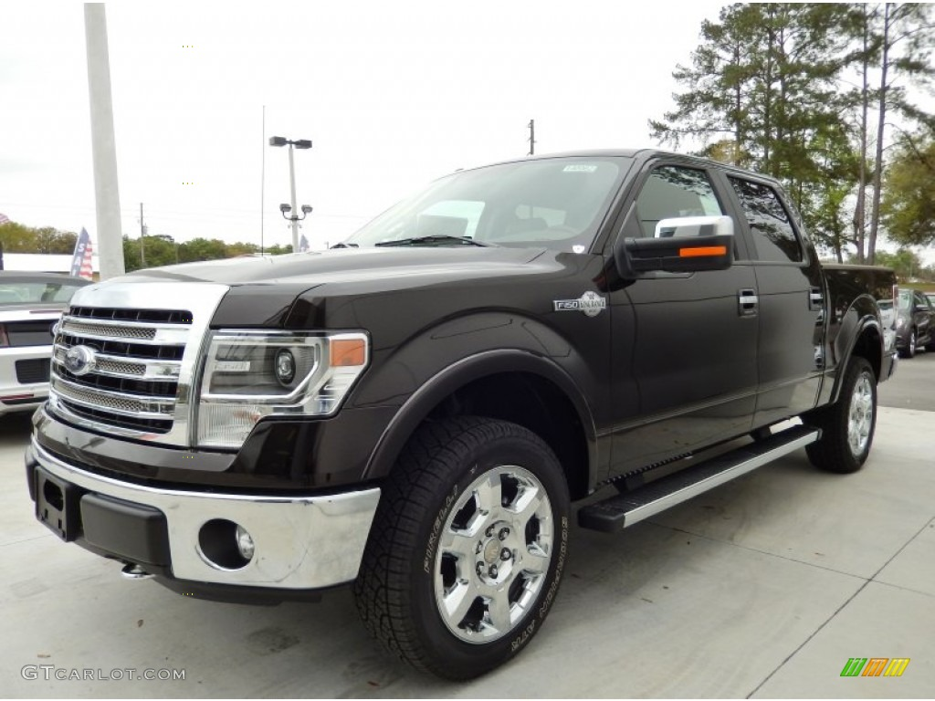 2014 kodiak brown ford f150 king ranch supercrew 4x4 91256369 photo 2 car. Black Bedroom Furniture Sets. Home Design Ideas
