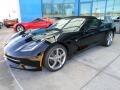 Black 2014 Chevrolet Corvette Stingray Convertible