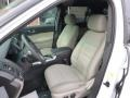 2014 Ford Explorer Medium Light Stone Interior Front Seat Photo