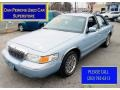Light Blue Metallic 2001 Mercury Grand Marquis GS