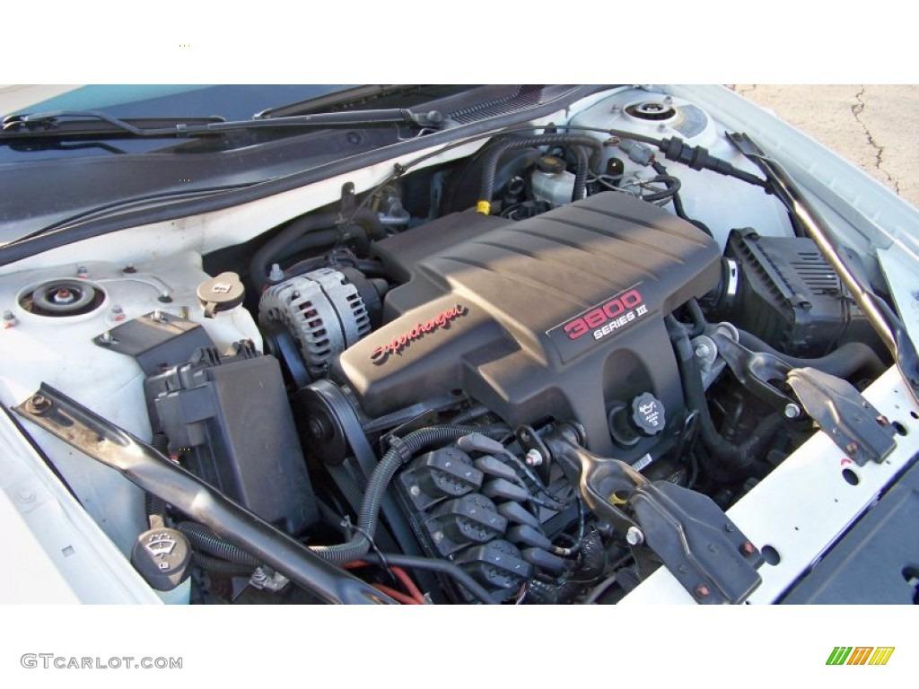 2004 Pontiac Grand Prix GTP Sedan 3.8 Liter Supercharged ...