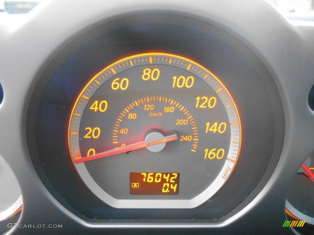 2007 Murano SE AWD - Brilliant Silver Metallic / Charcoal photo #22