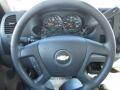 2012 Blue Granite Metallic Chevrolet Silverado 1500 LS Crew Cab 4x4  photo #13