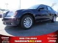 2014 Jazz Blue Pearl Chrysler 300  #91318918