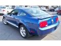 2007 Vista Blue Metallic Ford Mustang V6 Premium Coupe  photo #7