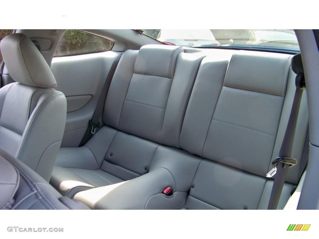 2007 Mustang V6 Premium Coupe - Vista Blue Metallic / Light Graphite photo #14