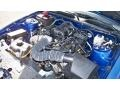 2007 Vista Blue Metallic Ford Mustang V6 Premium Coupe  photo #18