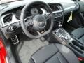 Black Interior Photo for 2014 Audi S4 #91341260