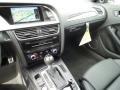 Black Controls Photo for 2014 Audi S4 #91341308