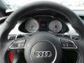 Black Steering Wheel Photo for 2014 Audi S4 #91341617