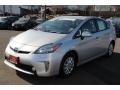 Classic Silver Metallic - Prius Plug-in Advanced Hybrid Photo No. 3