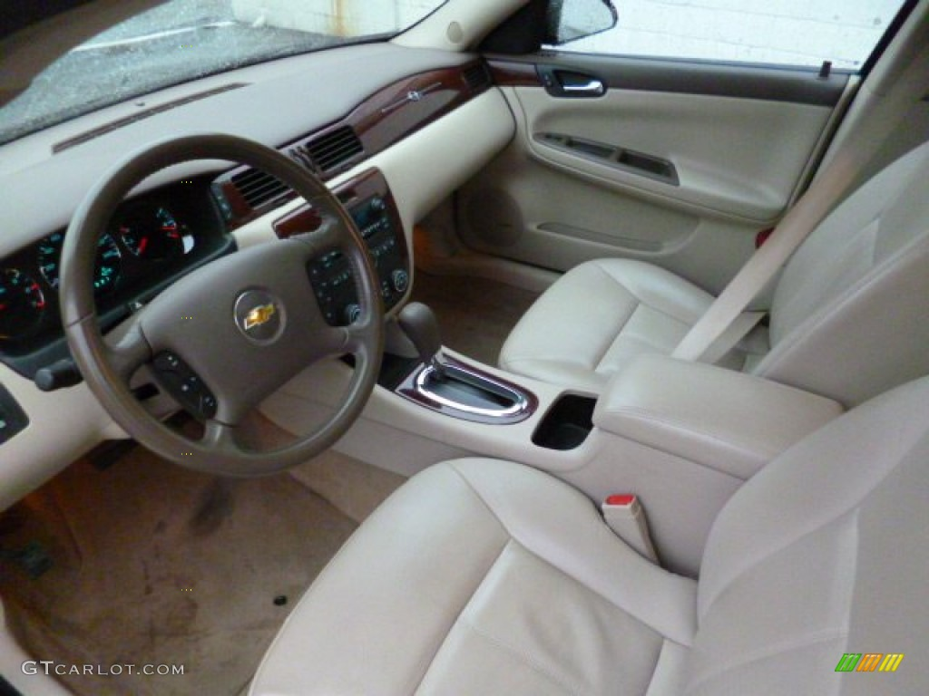 2007 Chevrolet Impala LTZ Interior Photos | GTCarLot.com