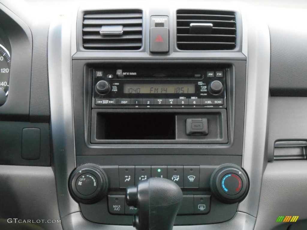 2008 CR-V LX 4WD - Royal Blue Pearl / Black photo #19