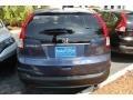 2014 Twilight Blue Metallic Honda CR-V EX  photo #4